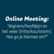 online meeting weer